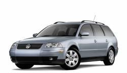 Автомобильные коврики EVA Volkswagen Passat B5+ универсал (2001-2005)