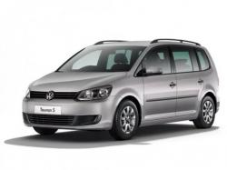 Автомобильные коврики EVA Volkswagen Touran I (2006-2010)