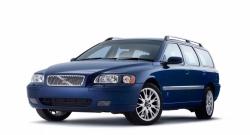 Автомобильные коврики EVA Volvo V70 II P2 (2000-2007)