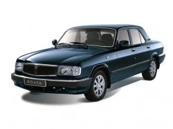 Автомобильные коврики EVA ГАЗ 3110 (1997-2004)