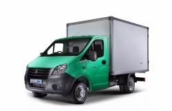 Автомобильные коврики EVA ГАЗ Газель NEXT (2013->)