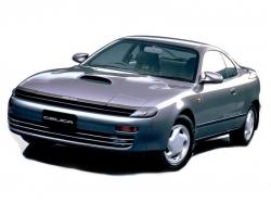 Автомобильные коврики EVA Toyota Celica V T185, правый руль (1990-1993)