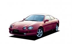 Автомобильные коврики EVA Toyota Celica VI T200 (1994-1999)