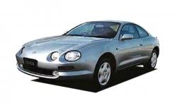 Автомобильные коврики EVA Toyota Celica VI T200 АКПП, правый руль (1994-1999)