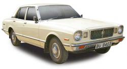 Автомобильные коврики EVA Toyota Cressida X30 (1976-1980)