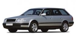 Автомобильные коврики EVA Audi 80 B4 Avant (1991-1994)