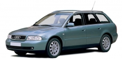 Автомобильные коврики EVA Audi A4 B5 Avant (1994-2000)