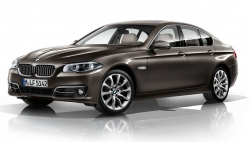 Автомобильные коврики EVA BMW 5 F10 рестайлинг X-Drive (2013-2017)