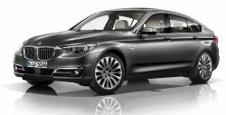 Автомобильные коврики EVA BMW 5 F07 Gran Turismo рестайлинг (2013-2017)