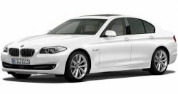 Автомобильные коврики EVA BMW 5 F10 (2010-2013)