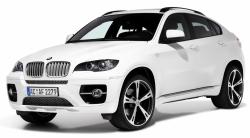 Автомобильные коврики EVA BMW X6 E71 (2008-2014)