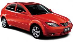 Автомобильные коврики EVA Haima 3 (2010-2013)