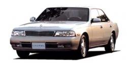 Автомобильные коврики EVA Nissan Laurel C35, правый руль (1997-2002)