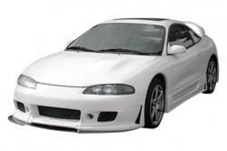Автомобильные коврики EVA Mitsubishi Eclipse G2 (1995-1999)