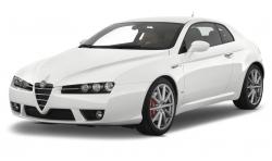 Автомобильные коврики EVA Alfa Romeo Brera (2005-2010)