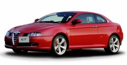 Автомобильные коврики EVA Alfa Romeo GT (2003-2010)