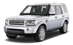 Автомобильные коврики EVA Land Rover Discovery IV (2009-2016)