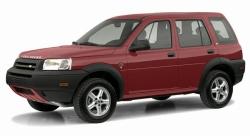 Автомобильные коврики EVA Land Rover Freelander I (1997-2006)