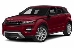 Автомобильные коврики EVA Range Rover Evoque I (2011-2018)