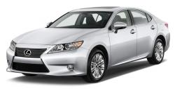 Автомобильные коврики EVA Lexus ES VI (2012-2018)
