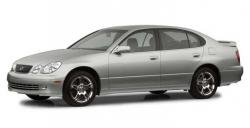 Автомобильные коврики EVA Lexus GS II (1997-2005)