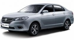 Автомобильные коврики EVA Lifan Solano II (2016->)