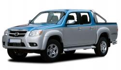 Автомобильные коврики EVA Mazda BT-50 I (2006-2011)