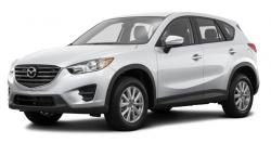 Автомобильные коврики EVA Mazda CX-5 I (2011-2017)