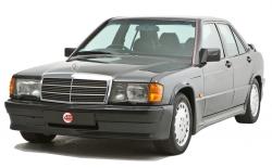 Автомобильные коврики EVA Mercedes-Bens 190 W201 (1982-1993)