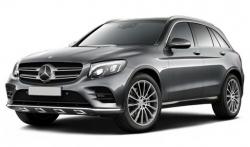 Автомобильные коврики EVA Mercedes-Benz GLC 4Matic X253 (2015->)