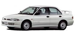 Автомобильные коврики EVA Mitsubishi Lancer VI седан (1991-2000)