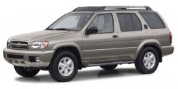 Автомобильные коврики EVA Nissan Pathfinder II R50 (1996-2004)