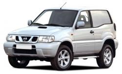 Автомобильные коврики EVA Nissan Terrano II 3D (1993-2006)