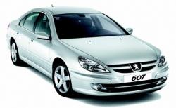 Автомобильные коврики EVA Peugeot 607 (2000-2010)