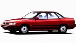 Автомобильные коврики EVA Subaru Legacy I BC/BJ/BF (1989-1994)
