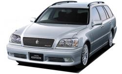Автомобильные коврики EVA Toyota Crown XI Athlete Estate JZS173 4WD, правый руль (1999-2003)