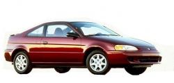 Автомобильные коврики EVA Toyota Paseo II (1995-1999)
