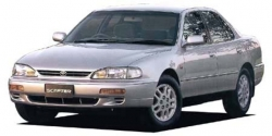Автомобильные коврики EVA Toyota Scepter, правый руль (1992-1996)