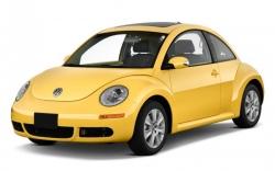 Автомобильные коврики EVA Volkswagen Beetle A4 I (1998-2010)