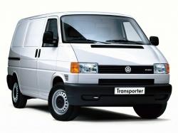 Автомобильные коврики EVA Volkswagen Transporter T4 (1990-2003)