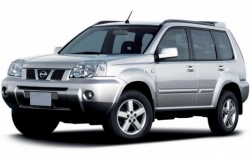Автомобильные коврики EVA Nissan X-Trail I T30 (2001-2007)