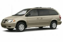Автомобильные коврики EVA Dodge Caravan IV Grand (2001-2007)