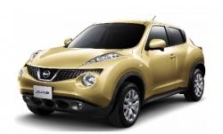 Автомобильные коврики EVA Nissan Juke FWD (2014-2018)