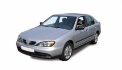 Автомобильные коврики EVA Nissan Primera II P11, правый руль (1995-2002)