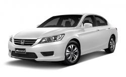 Автомобильные коврики EVA Honda Accord IX (2013->)
