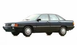 Автомобильные коврики EVA Audi 100 C3 (1982-1991)