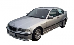 Автомобильные коврики EVA BMW 3 E46 компакт (1998-2005)