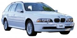 Автомобильные коврики EVA BMW 5 E39 универсал (1995-2003)