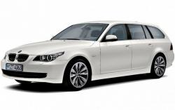 Автомобильные коврики EVA BMW 5 E61 универсал (2002-2010)