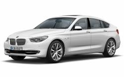 Автомобильные коврики EVA BMW 5 F07 Gran Turismo (2010-2013)